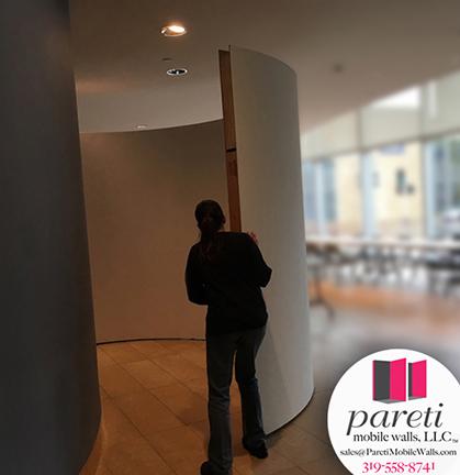 DIY curved walls